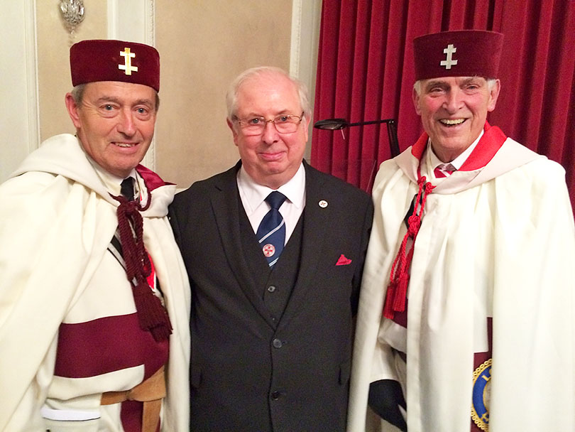 Visit to the Provincial Priory of London