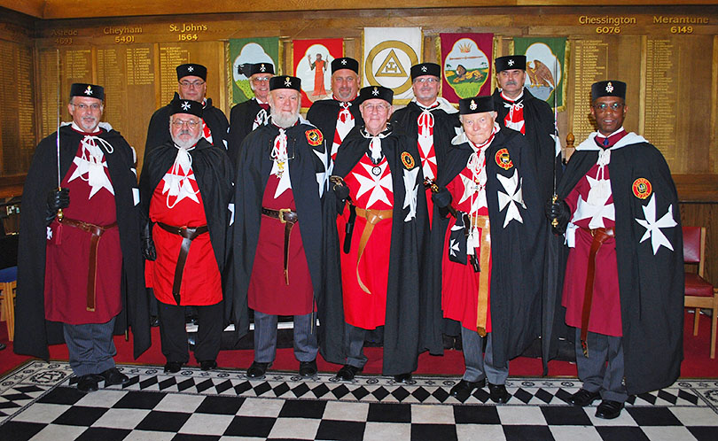 Provincial Priory of Malta Meeting
